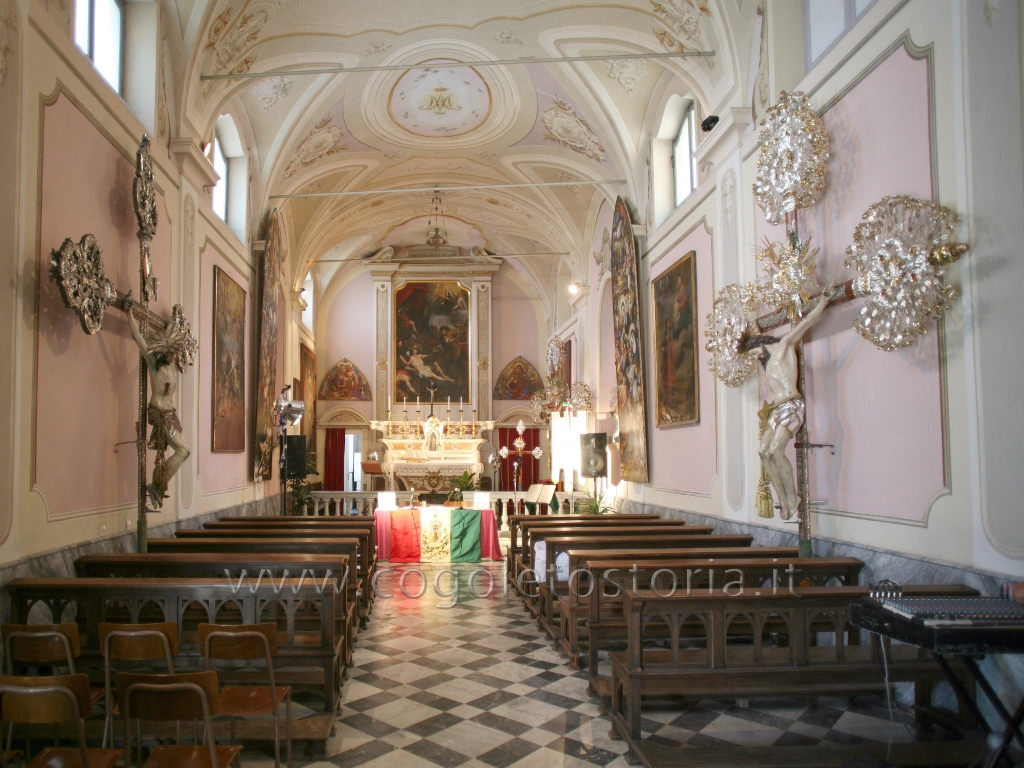 5 interno Oratorio S. Lorenzo