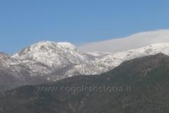 Monte Sciguello sopra a Sciarborasca