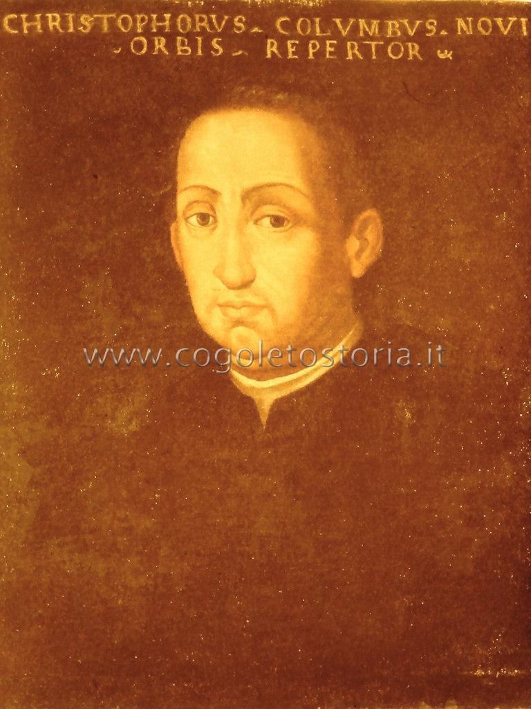 1 ritratto di C, Colombo