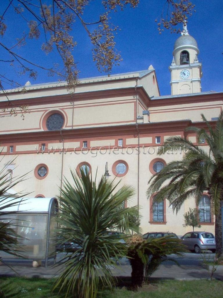 3 Chiesa parrocchiale Santa Maria Maggiore